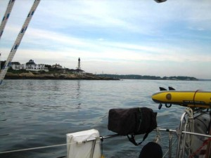 Final view of Marblehead Light