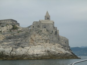 San Pietro Church Portovenere
