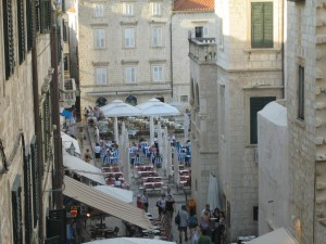 Dubrovnilk Restaurants