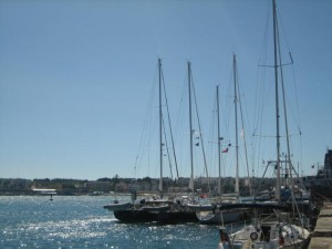 Rafted in Otranto