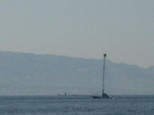 Swordfishing in Straits of Messina