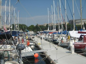Why we prefer anchoring--ACI Marina Pula