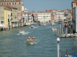 Grand Canal Chaos