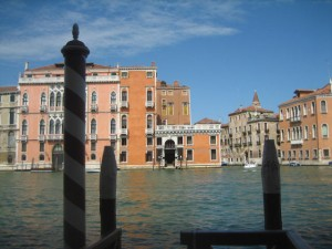 Grand Canal Palazzos
