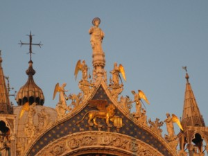 San Marco at Sunset