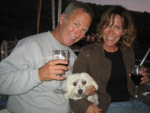 John & Cyndi from Glass Slipper are really cool--they even dog sit.