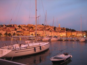 Mali Losinj 6 hours later
