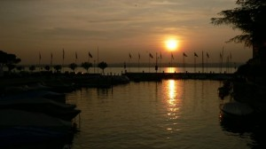 Sirmione Sunset