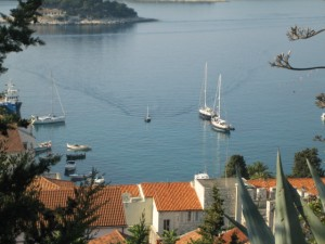 Destiny & Glass Slipper-April in Hvar
