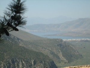 Delphi to the Sea