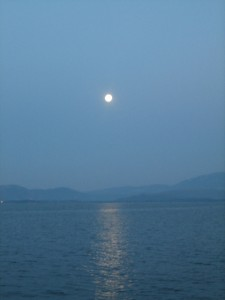 Full Moon over Preveza