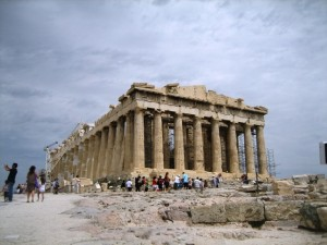 The Parthenon 2010