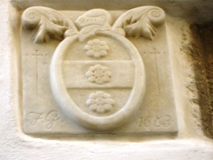 Venetian Family Crests in Old Town Naxos