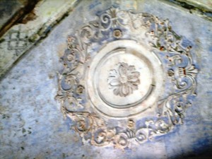 . . .intricate carvings, and