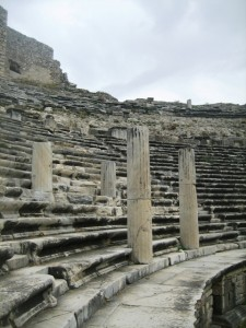 Great Theater in Miletus