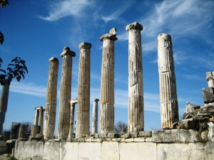 Temple of Aphrodite. . .