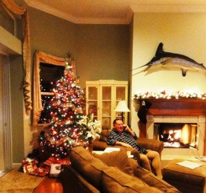Christmas at Mike's Place. . .Creekside south.
